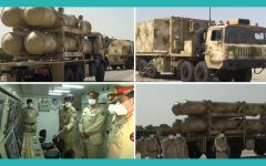 Pakistan Army Inducts HQ-9/P Long-Range Surface-to-Air Missile System